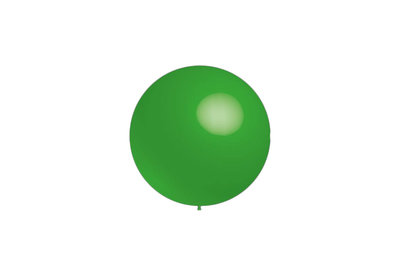 10 stuks - Decoratieballonnen licht groen 28 cm professionele kwaliteit