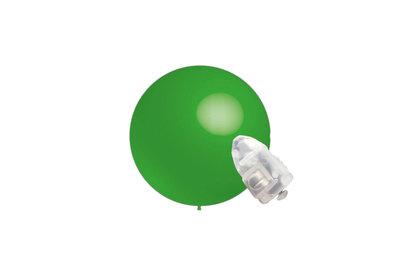 Groen Led Licht : Stuks ledverlichte decoratieballonnen licht groen cm met