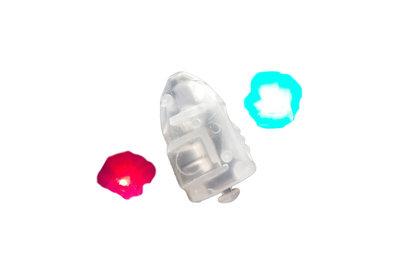 Gekleurd led lampje voor in ballonnen
