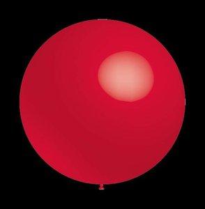 25 stuks - Decoratieballonnen rode 30 cm professionele kwaliteit