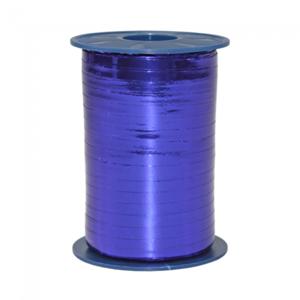 Ribbon 250m x 5mm Metallic - bleu