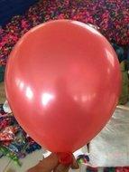 Ballonnenparade 25 stuks Rode parelmoer metallic ballon 30 cm hoge kwaliteit